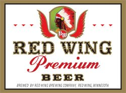Red Wing Premium Logo