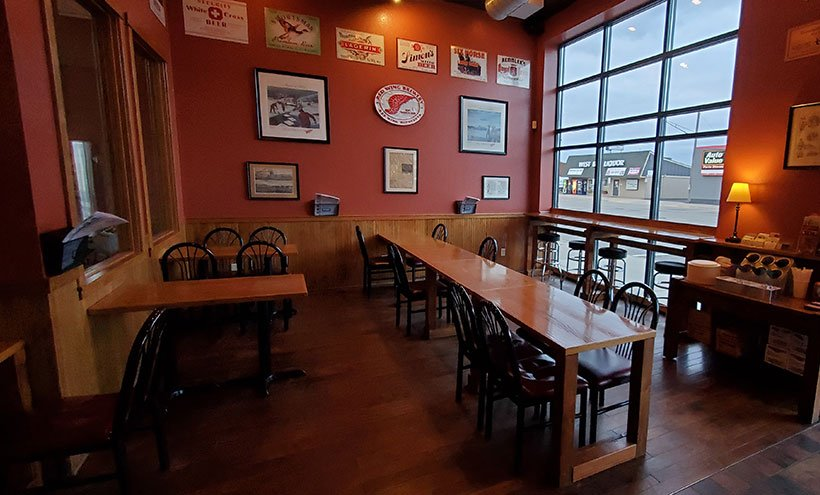 The Brewery Dining Room