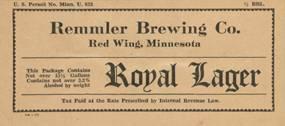 Remmler Paper Ad